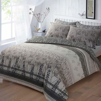 Blossom Duvet Cover with Pillow Case Quilt Cover Bedding Set Double King Single