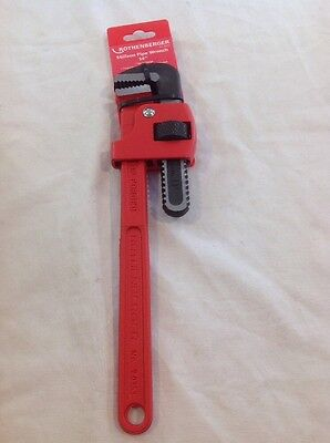 """Rothenberger Stilson Pipe Wrench 14"""" 7.0353"""