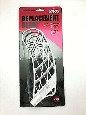 Replacement Blade for Hockey Stick/ XEM Performance Technology -Left/Stiff/Shoot