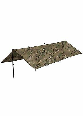 Current British Army Issue Waterproof Membrane MTP Camo Basha NEW Bagged