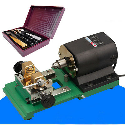 Pearl Drilling Holing Machine Driller Full Set Jewelry Tools  240W