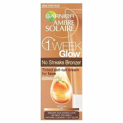 Garnier Ambre Solaire One Week Bronzer (50 ml) - Paquet de 6
