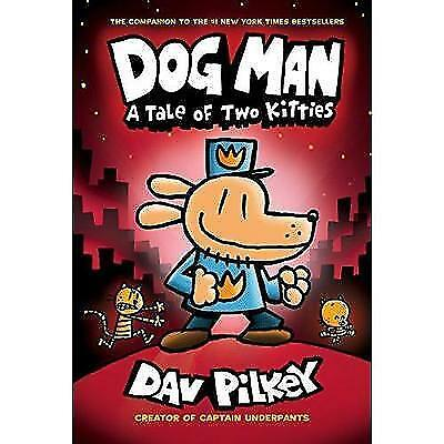 FREE 2 DAY SHIPPING: Dog Man: A Tale of Two Kitties: From the Creator of Captain