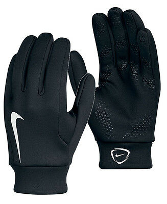 Nike Running Gloves Laufhandschuhe Handschuhe Hyperwarm Field Player