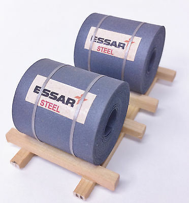 S Scale JWD PREMIUM PRODUCTS/Duha #19219A-2  Rolled Steel Load - ESSAR STEEL