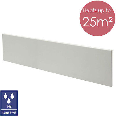 Wall Mounted Electric Panel Heater Convector Radiator Adax ECO 2000W Large Space