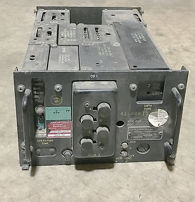 Royal Canadian Air Force RCAF Receiver Transmitter