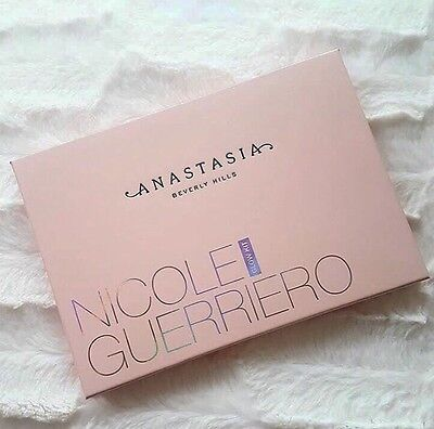 ********PALETTE NICOLE GUERRIERO By ANASTASIA BEVERLY HILLS********