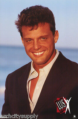 Lot Of 2 Posters:music: Luis Miguel - 2 Different - Latin Male Singer   Lw22 N/O