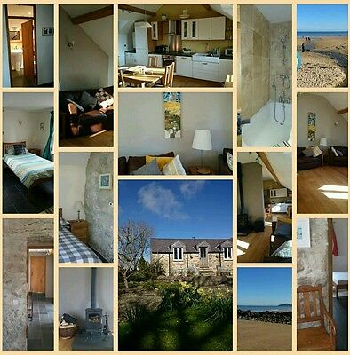 North Wales Holiday Cottage 5* Seaview Cottage