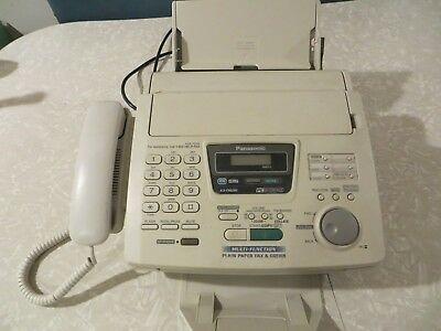Panasonic KX-FM 260 Fax/scanner/printer