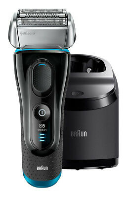 New Braun - Series 5 Men's Electric Foil Shaver - 5190cc from Bing Lee