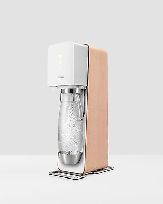 SodaStream Source - White Light Wood
