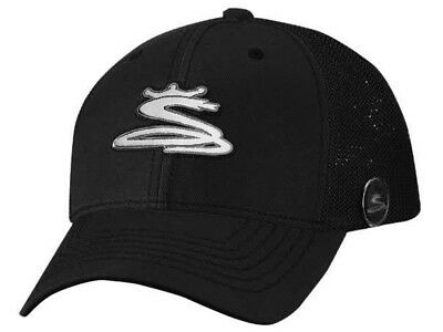 Cobra Venom Flexfit Ball Marker Cap - Black