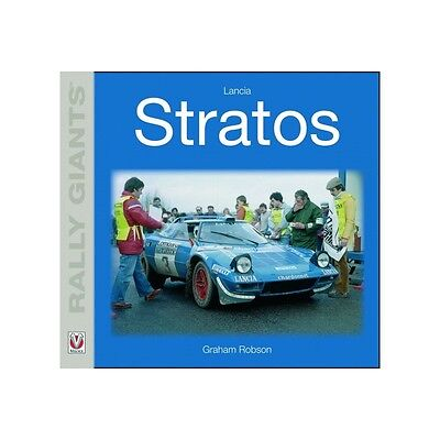 Lancia Stratos (Rally Giants Series) - Livre Neuf