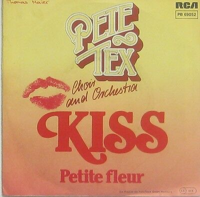 Pete Tex  Kiss