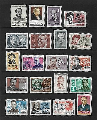 RUSSIA - mixed collection No.40
