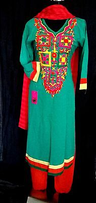 Pakistani Indian Bangali Salwar kameez sari anarkali cigarette pant dupata dress