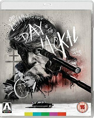 The Day Of The Jackal (Blu Ray)