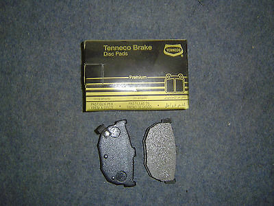 Brake pads Rear Nissan Hyundai KIA Tenneco Premium 49230