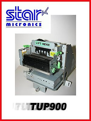 INTEGRATED THERMAL PRINTER STAR TUP900 TUP-900 TUP942-24 style zebra intermec