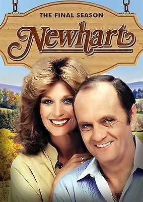 Newhart:The Complete Eighth Season 8 DVD Set NEW