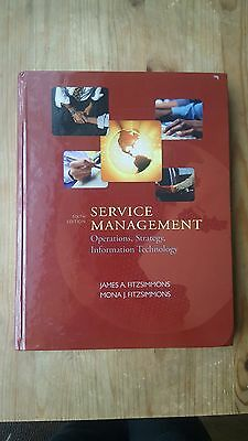 Service Management: Operations, Strategy, Information Technology Fitzsimmons