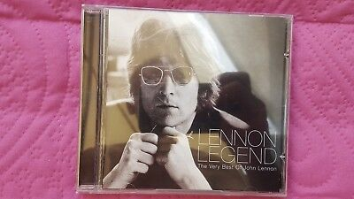 John Lennon  - Legend. The Very Best Of.  Cd