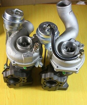 Turbolader K04 Audi RS4 A4 S4 A6 Allroad Quattro 2.7T ASJ/AZR 380PS 280KW Turbo