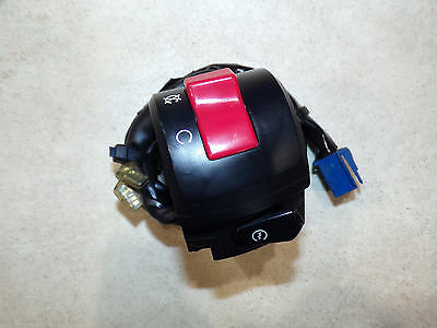 Yamaha R6 03 04 05 5SL Right Switches Switch Gear