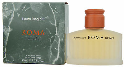 Laura Biagiotti ROMA UOMO After Shave 75 ml