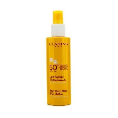 Clarins Latte Solare per Bambini 50+ Very High Protection 150 ml