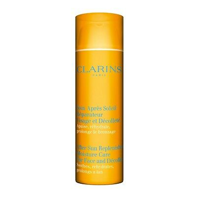 Clarins After Sun Replenishing Moisture Care For Face and Décolleté 50 ml