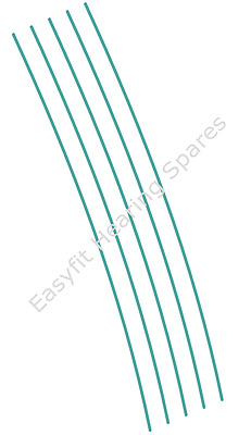 Hearing Aid Cleaning Wires (Rods) - Pack 5