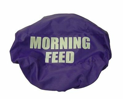 Bitz - Horse Morning Feed Bucket Cover Purple
