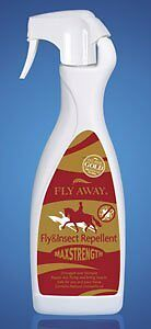 Fly Away Max Strength Fly and Midge Repellent 1lt