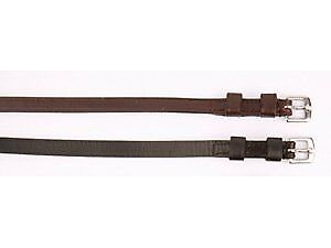 HyCLASS Plain Spur Straps - brown
