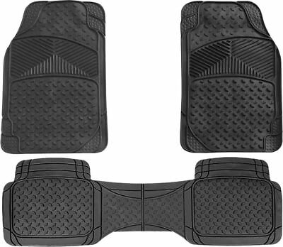 PIECE HEAVY Duty Rubber Floor Mats For Ford Grand Tourneo Connect - Rubber connecting floor mats