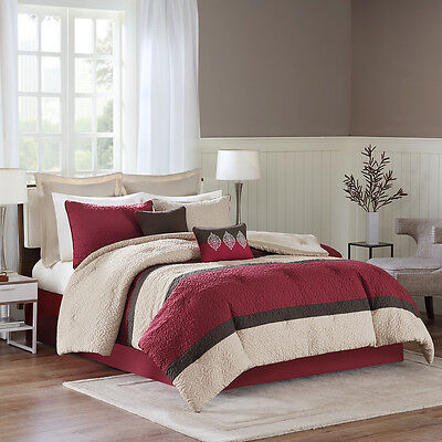 Avenue 8 Chester 8 Piece Comforter Set