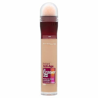 Maybelline Instant Anti-Age The Eraser Eye Perfect Cover Concealer Nude