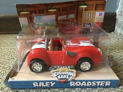 Collectable Chevron Car Riley Roadster  2003