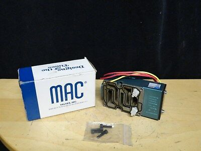 MAC* Pneumatic Valve * Part Number 6500B-211 * New in the Box