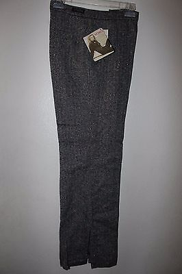 Womens XOXO Dress Pants Wool NWT Multiple Sizes 5 7 9 11 Gray