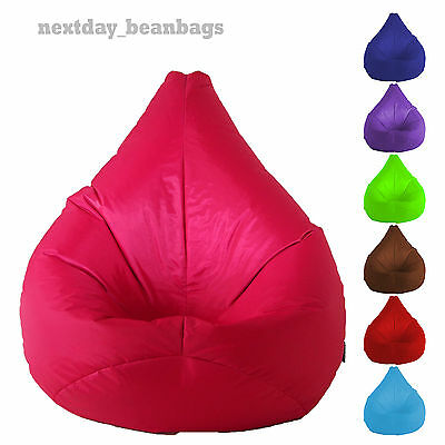 Large Gaming Bean Bag Gamer Beanbag  Adult  100x100cm Outdoor chair *cover only*