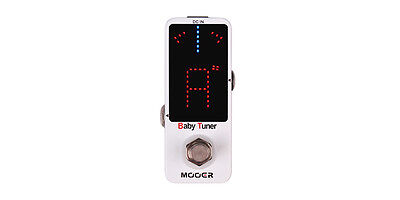 MOOER BABY TUNER  Nuovo!!!!!!