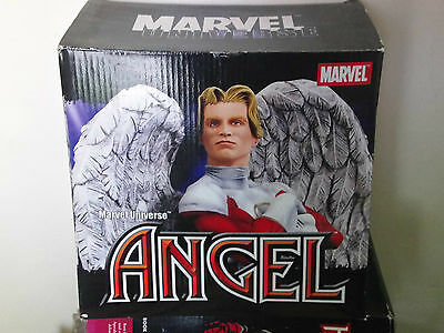 Marvel Universe Angel Bust #992 of 2500 Still in Box (Never Displayed)
