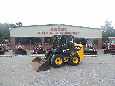 2012 Jcb 260 Skid Steer Loader - Bobcat - Multi Terrain - Very Clean!!