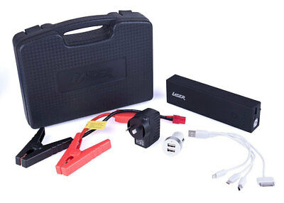 New Laser - Portable Power Bank and Car Jump Starter - PB-CJ1200 from Bing Lee