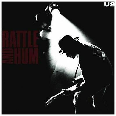 Rattle and Hum by U2 (CD, Oct-1988, Island)
