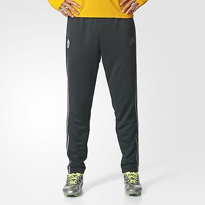 adidas Juventus Soccer Pants Men's Grey
